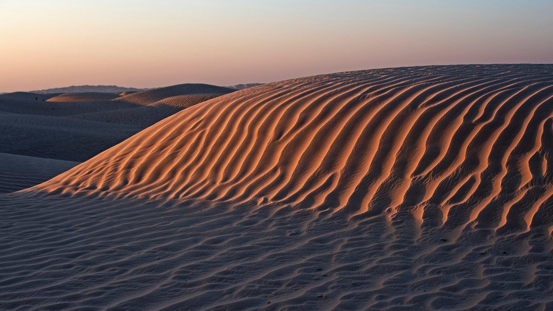 الرمال المتكسرة